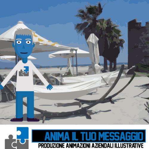 Produzione animazioni informative aziendali cagliari sardegna
