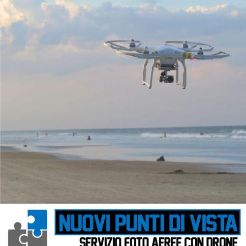 Servizio Fotografico Aereo Con Drone ase Cagliari Sardegna