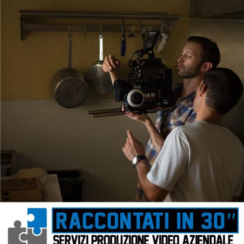 Servizio Produzione Video Promo Ristorazione Base