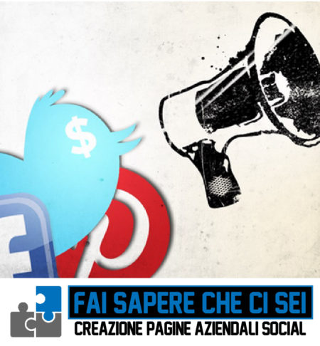 Creazione-Revisione Pagina aziendale Social Network Cagliari Sardegna