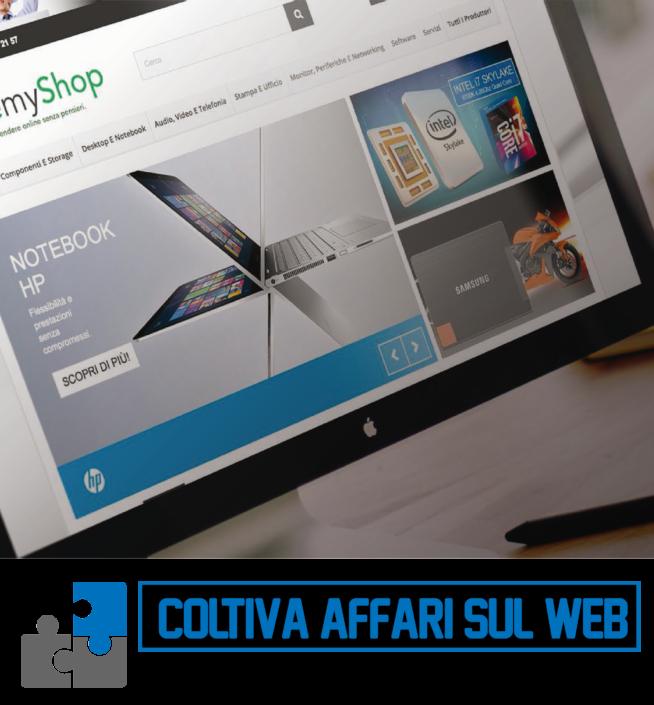 Realizzazione Piattaforma e-commerce standard Cagliari Sardegna
