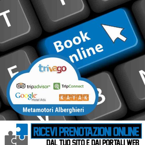 Modulo Prenotazione Online Integrato ai Portali Per Sito Web