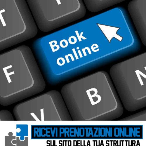 Modulo prenotazione e pagamento online