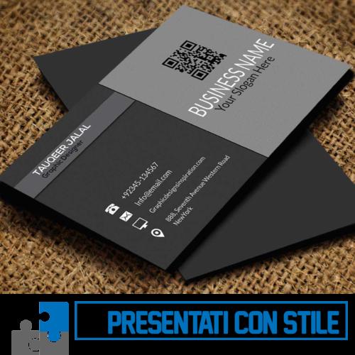 Progettazione Grafica e Stampa Biglietti da Visita Cagliari Sardegna