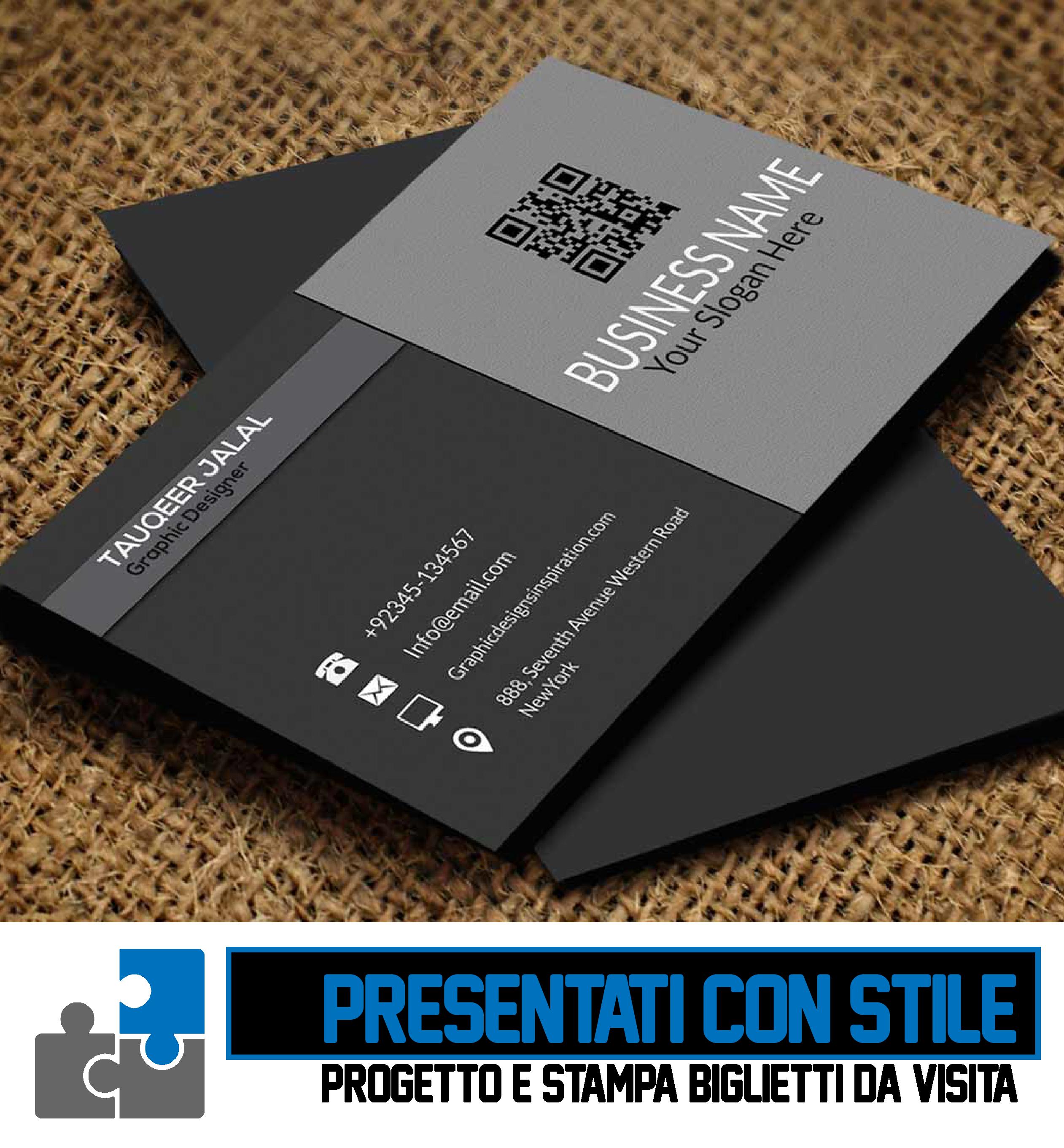 progettazione grafica e stampa biglietti da visita designprovider it