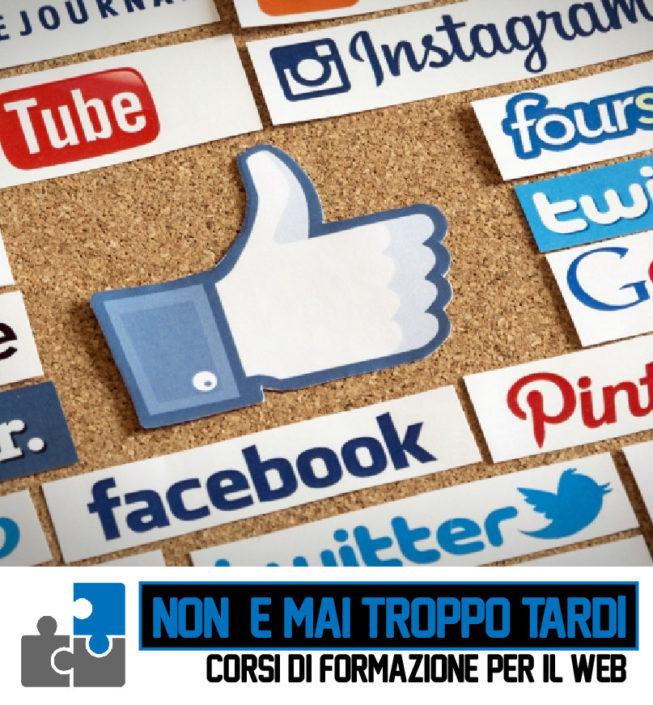 Corso per la gestione di pagine social aziendali cagliari sardegna