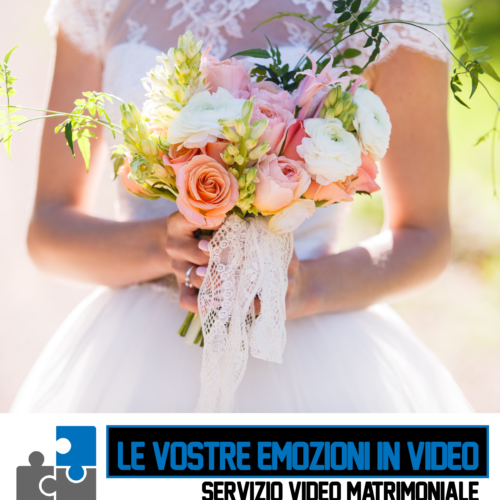 Servizio Video Matrimoni Cagliari Sardegna