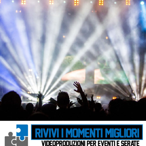 Servizio Videoripresa Eventi e Serate Cagliari Sardegna